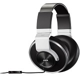 AKG Closed Back Headphones [K-551] - Silver - Headphone Full Size